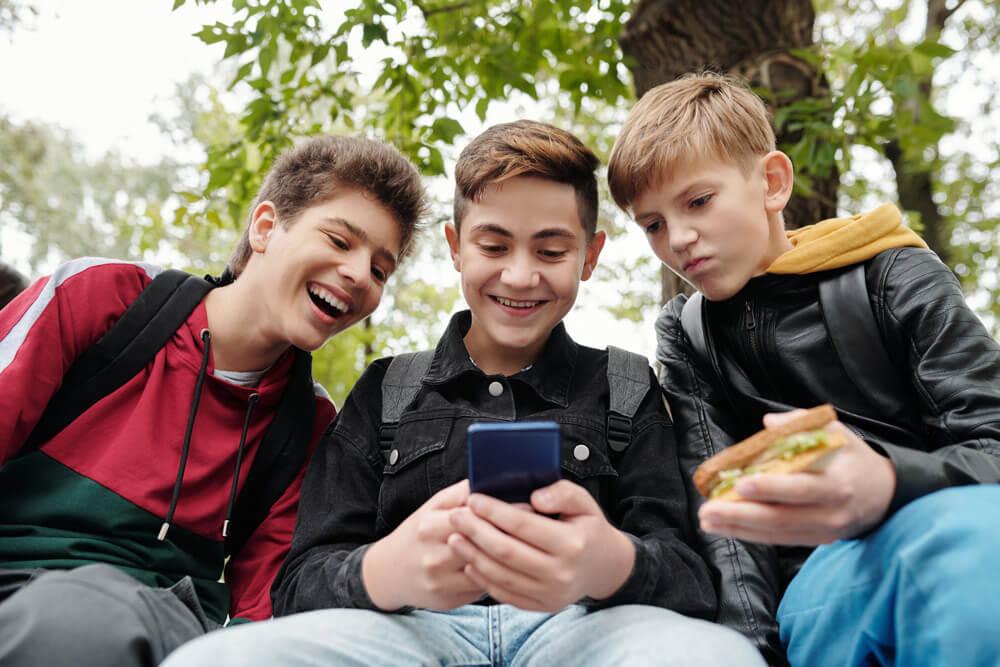 Cap – pas cap : rester 24 h sans smartphone ?